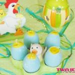 Jajka świeczki