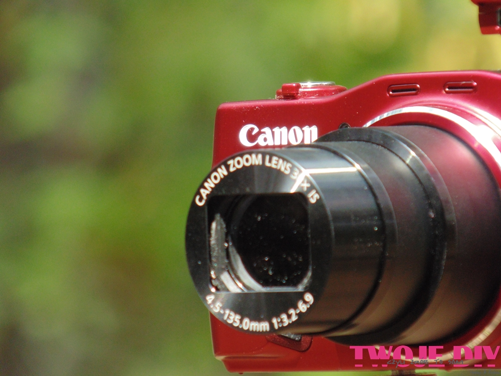 Recenzja Canon powershot sx700 hs