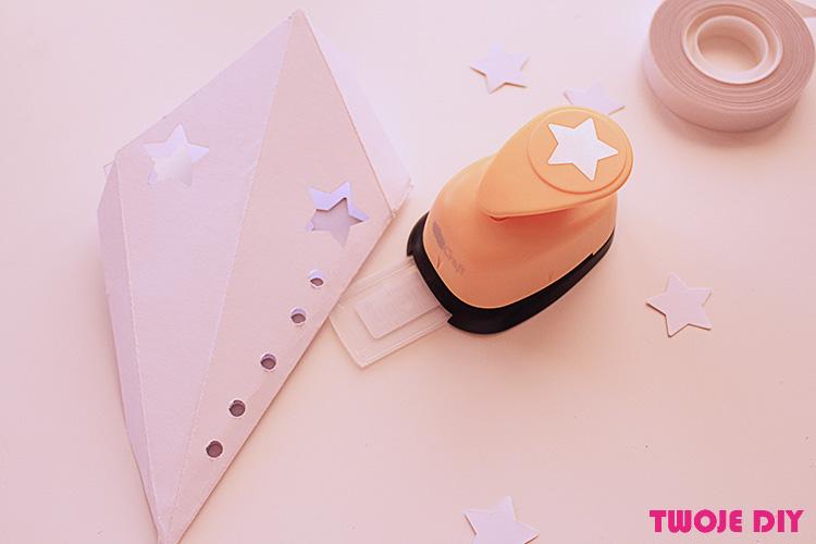 Papierowa gwiazda 5
