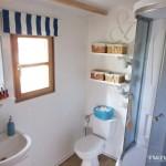 Letnia łazienka