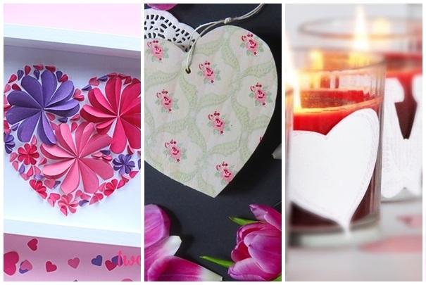 17 prezentów diy na Walentynki