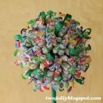 Cukierkowe drzewko