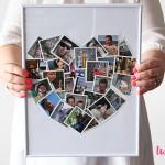 Serce ze zdjęć 1