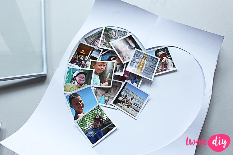 Serce ze zdjęć 6