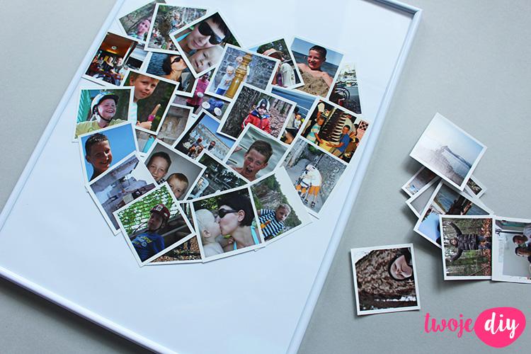 Serce ze zdjęć 7