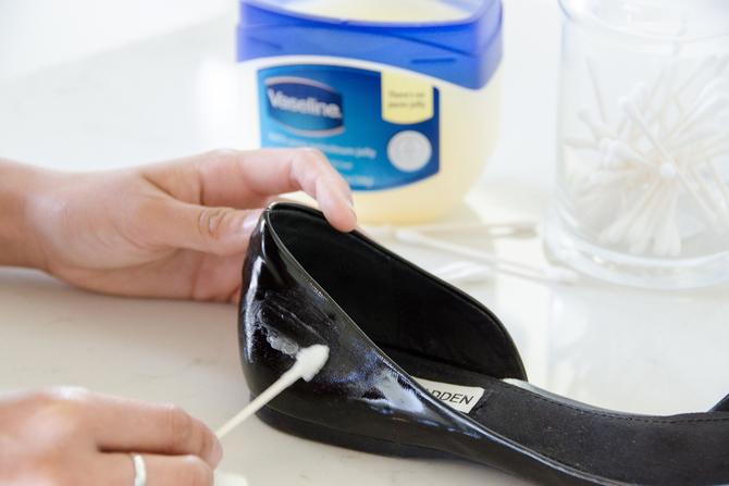 Otarcia na butach