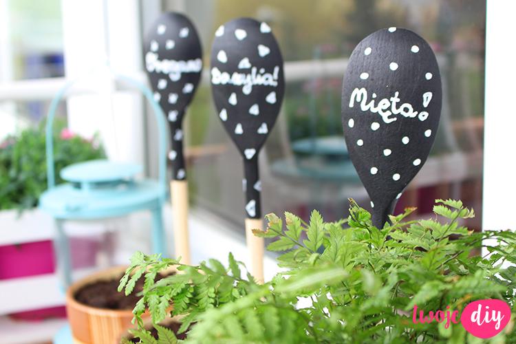 tabliczki do roślin