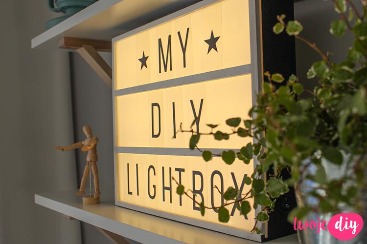 lightbox diy