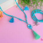 Biżuteria DIY w stylu Boho