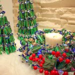 cukierkowe dekoracje świąteczne