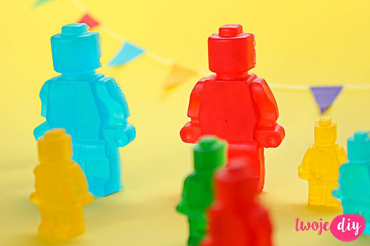 Mydełka lego 11