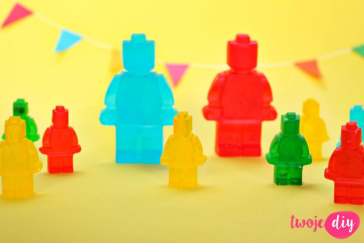 Mydełka lego 4
