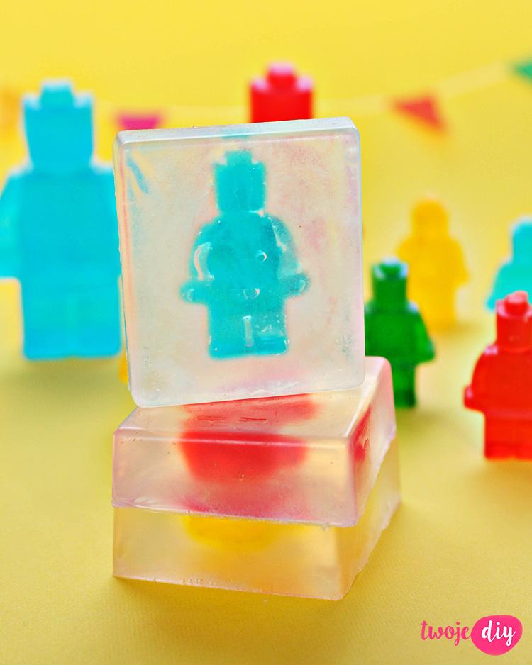 Mydełka lego 7