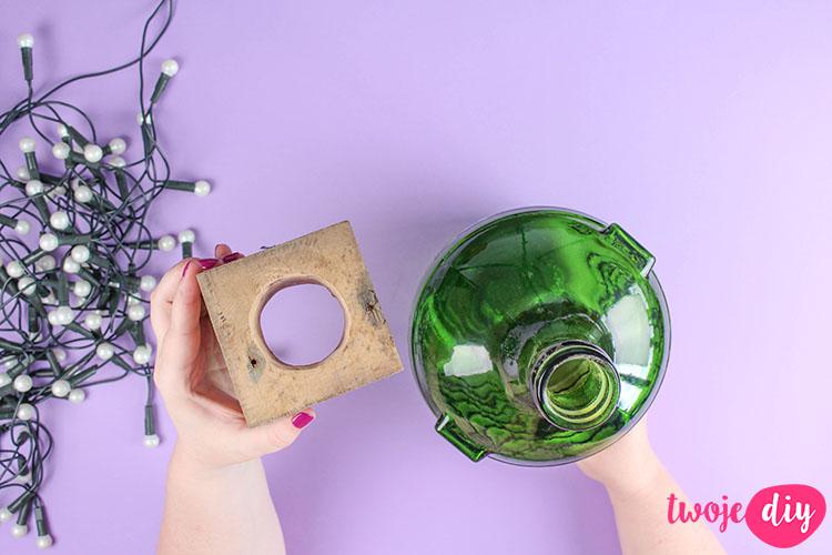loftowa lampka z butelki 5