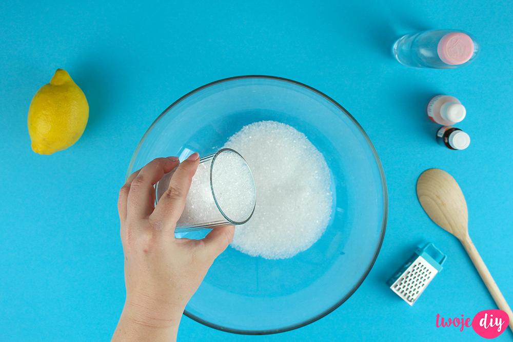 Domowy peeling