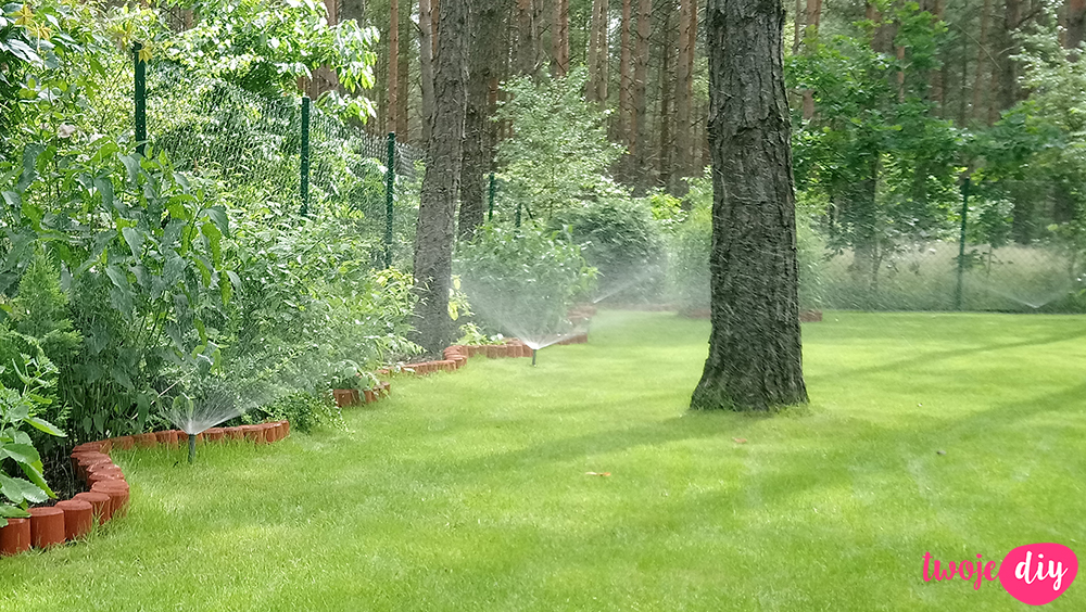 nawadnianie ogrodu
