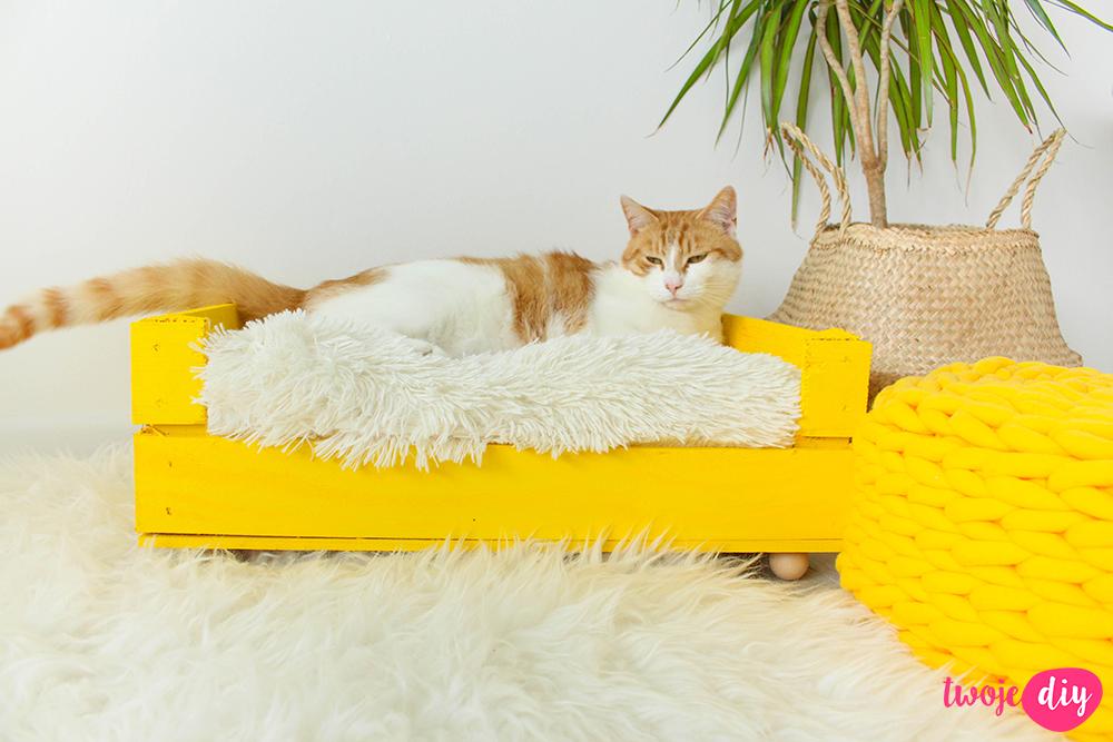 legowisko dla kota lub psa