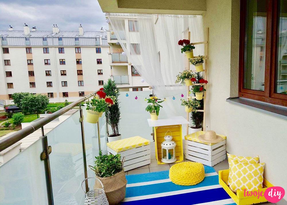 Jak przygotować wakacyjny balkon