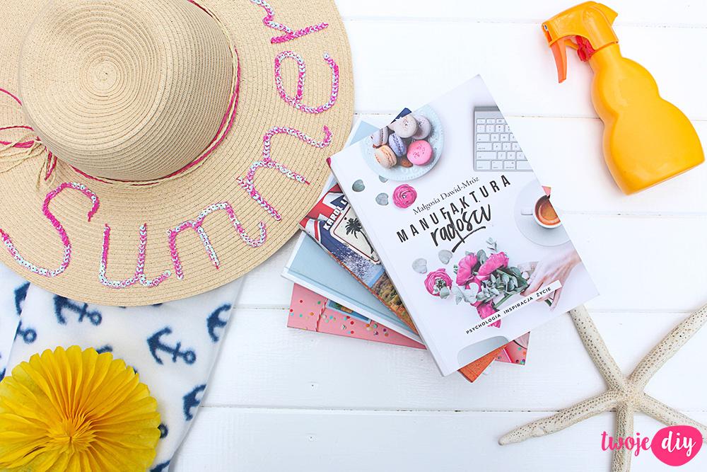 Książki idealne na lato!