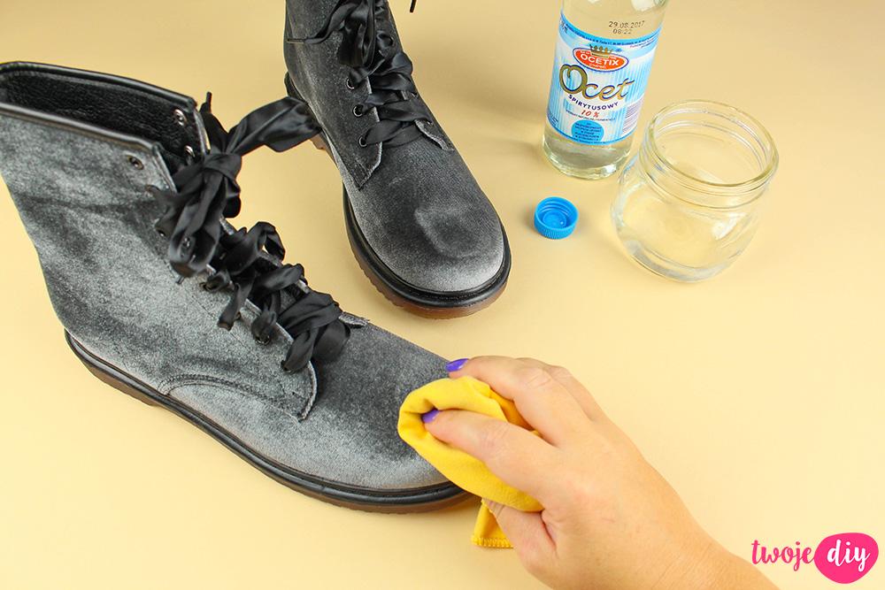 Jak Wyczyscic Buty Z Zamszu I Nubuku 9 Domowych Sposobow Twoje Diy