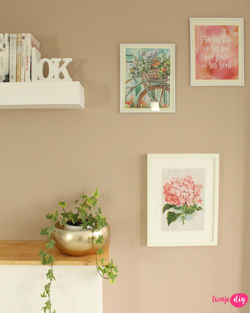 Jak zrobić galerię zdjęć na ścianie