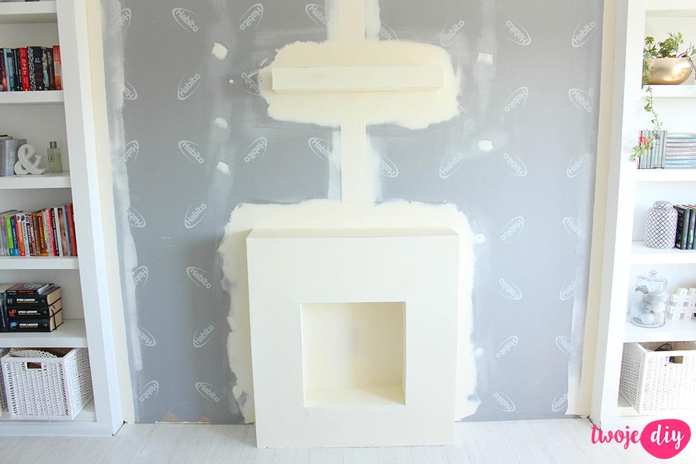 Jak wykonać półkę z płyt gipsowo-kartonowych