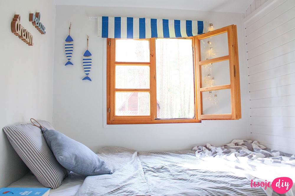 letnia sypialnia