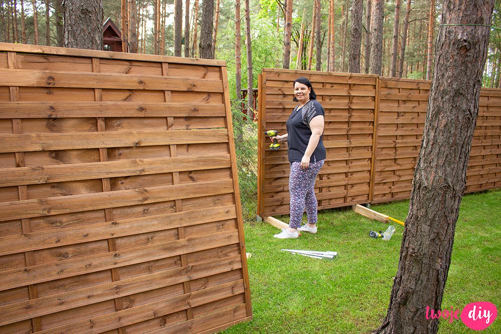 Jak zrobić ogrodzenie działki