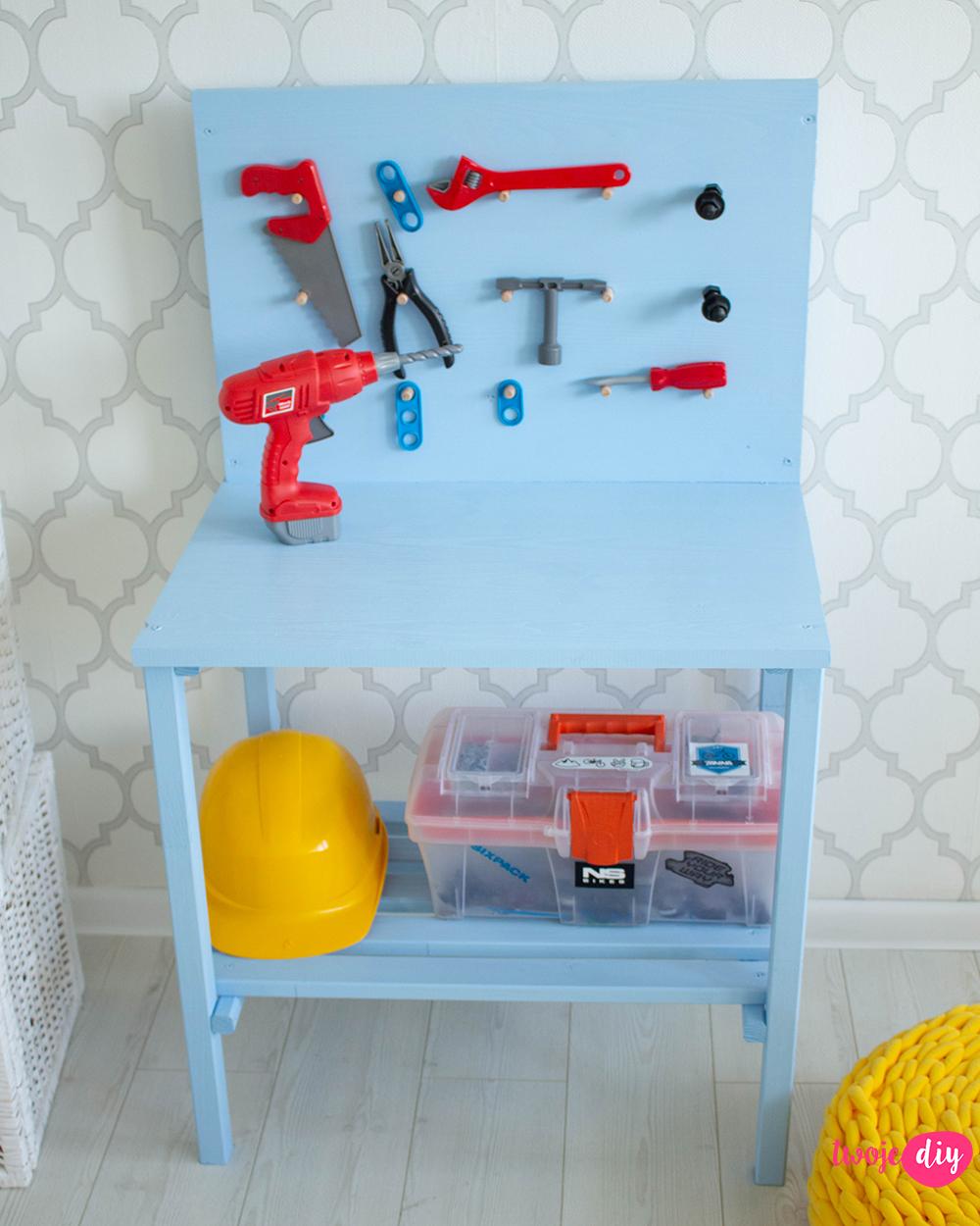 prezent na Dzień Dziecka DIY