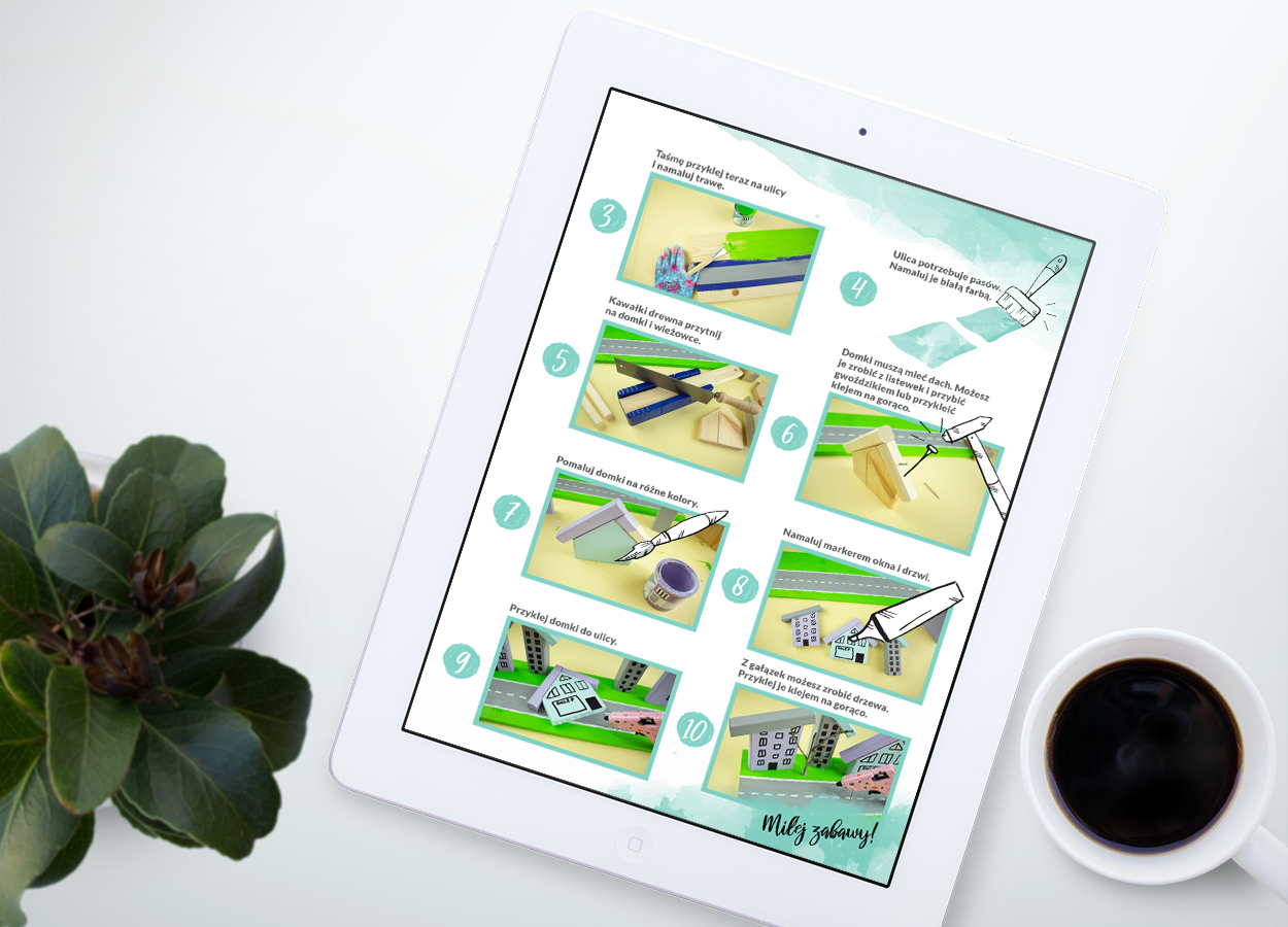 40 pomysłów DIY dla dzieci