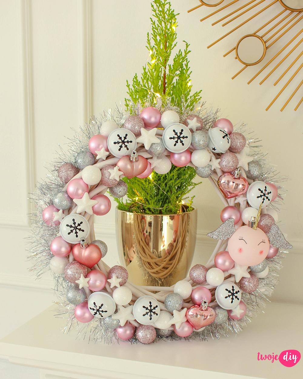 Dekoracje świąteczne z Pepco zrób to sam
