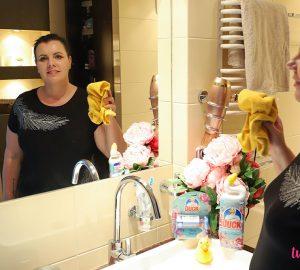 Jak posprzątać łazienkę