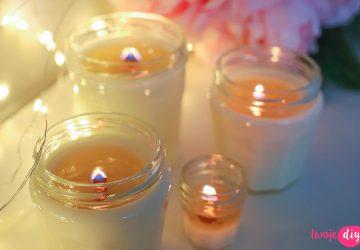 Jak zrobić świece sojowe