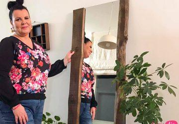pomysł na lustro